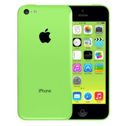 IPhone 5C 32gb (Green)