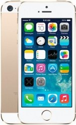 IPhone 5s 16GB Gold apple