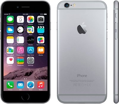 Apple iPhone 6 64Gb (Space Gray) apple