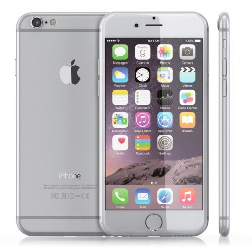 IPhone 6 128Gb Silver apple