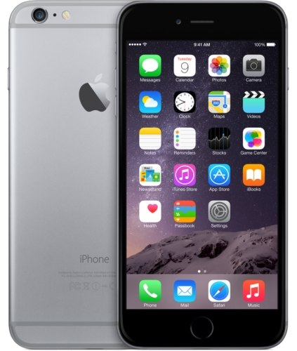 IPhone 6 Plus 16Gb Space Gray apple