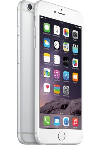IPhone 6 Plus 16Gb Silver apple
