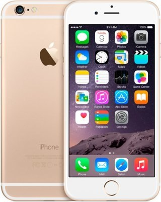 IPhone 6 Plus 16Gb Gold apple