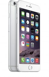 IPhone 6 Plus 128Gb Silver apple