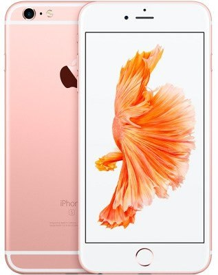 IPhone 6s 16Gb Rose Gold apple