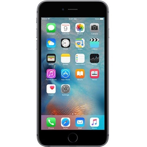 IPhone 6s 128Gb Space Grey apple