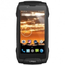 Смартфон Sigma mobile X-treme PQ30 Black Sigma