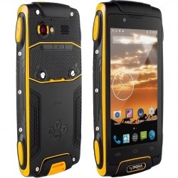 Смартфон Sigma X-treme PQ25 Black-yellow Sigma