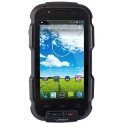 Смартфон Sigma mobile X-treme PQ23 Black Sigma