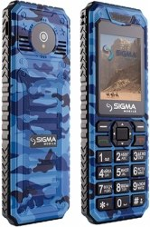 Sigma X-style 11 Dragon blue camouflage Sigma