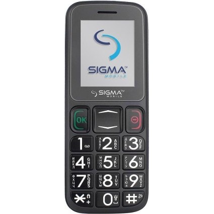 Sigma Comfort 50 mini3 grey-black Sigma
