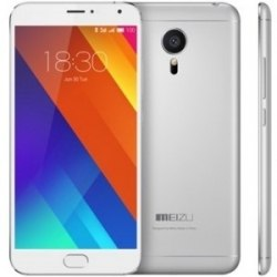 Meizu MX5е 32Gb silver/white Meizu