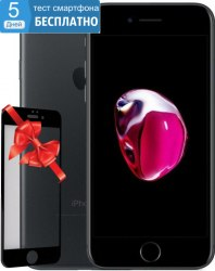 Копия iPhone 7 Black apple