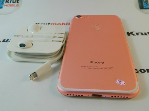 Копия iPhone 7 Rose Gold apple