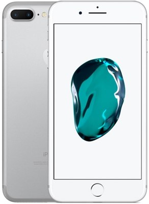 Копия iPhone 7 Plus Silver 32Gb (4-ядра) apple