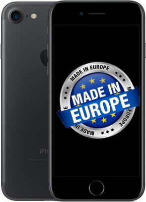 Копия iPhone 7 64Gb Black (8-ядер) Poland apple
