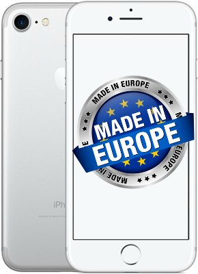 Копия iPhone 7 64Gb Silver (8-ядер) Poland apple