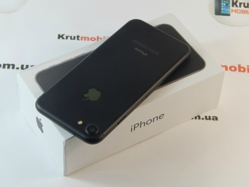 IPhone 7 32 Gb Black apple