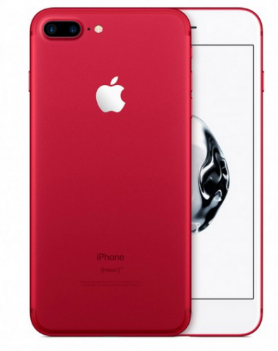 IPhone 7 plus 32Gb Red apple