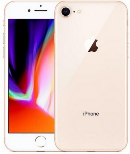 Копия iPhone 8 Gold apple