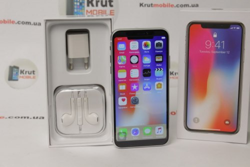IPhone X 256Gb Black High Copy (Poland) apple