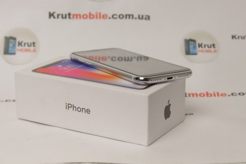 Копия iPhone XS Silver apple