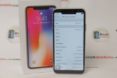Польский iPhone Xs Max 128Gb Dual Sim High Copy apple