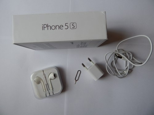 Копия iPhone 5s 16Gb, 4 ядра Silver apple