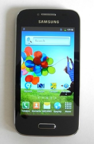 Samsung S4 mini ANDROID 4 дюйма