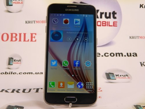 Копия Samsung Galaxy S6 Black 8-ядер Android 5.0.2 Samsung