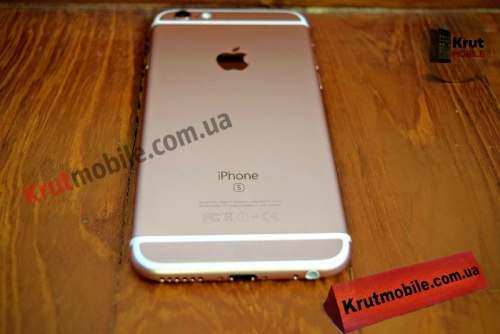 Копия iPhone 6S 32Gb Roze Gold apple