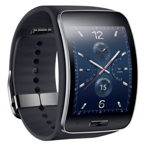 Смарт-часы Samsung Watch R7500 ZKA blue black 2""