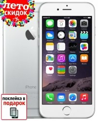Копия iPhone 6 White 16Gb apple