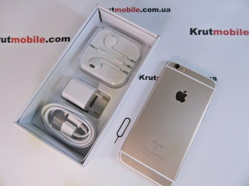 Копия iPhone 6s 8Gb Gold apple