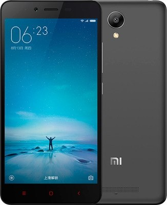 Xiaomi Redmi Note 2 Gray 16GB Xiaomi
