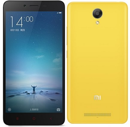 Xiaomi Redmi Note 2 Yellow 16Gb Xiaomi