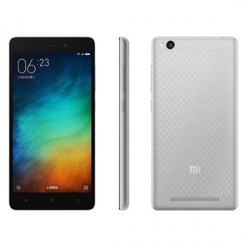 Смартфон Xiaomi Redmi 3 16GB Gray Xiaomi