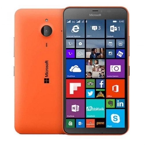 Microsoft Lumia 640 Dual sim orange Microsoft Lumia