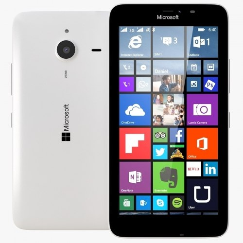 "Microsoft Lumia 640 XL DS 5,7"" White Microsoft Lumia"