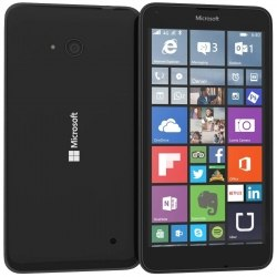 "Microsoft Lumia 640 XL DS 5,7"" Black Microsoft Lumia"