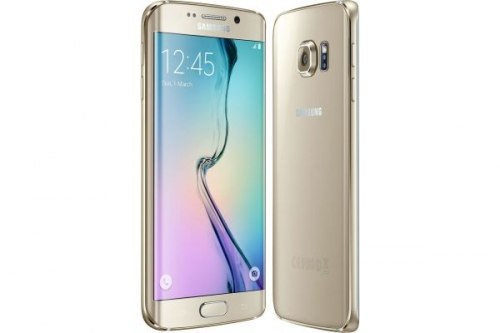 Samsung SM-G925F Galaxy S6 Edge 64Gb Gold Platinum Samsung