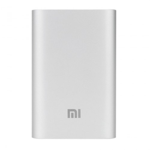 Power Bank Xiaomi 10000 mah silver Xiaomi