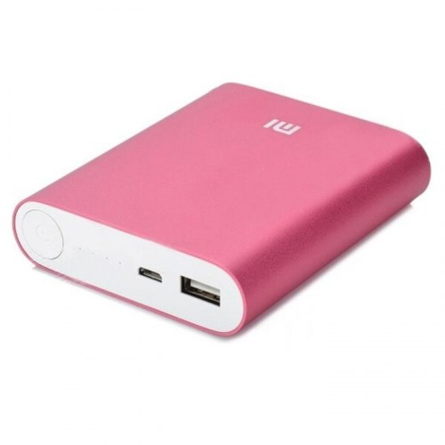 Универсальная батарея Xiaomi Mi Power Bank 10400 mAh Pink Xiaomi