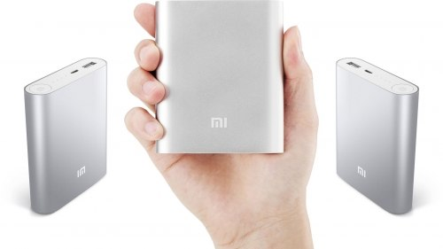 Power Bank Mi Xiaomi 10400 mAh silver Xiaomi