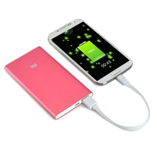 Power Bank Mi Xiaomi 5000 mAh pink Xiaomi