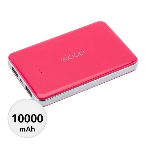 Power Bank Eloop E9 pink 10000 mah