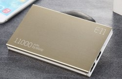 Power Bank Eloop E11 11000mah gold