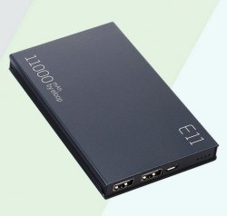 Power Bank Eloop E11 black 11000 mah