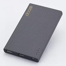 Power Bank Eloop E12 black 11000 mah