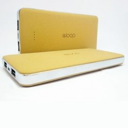 Power Bank Eloop E13 gold 13000 mah